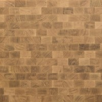 Oak Rectangles with Natural Oil