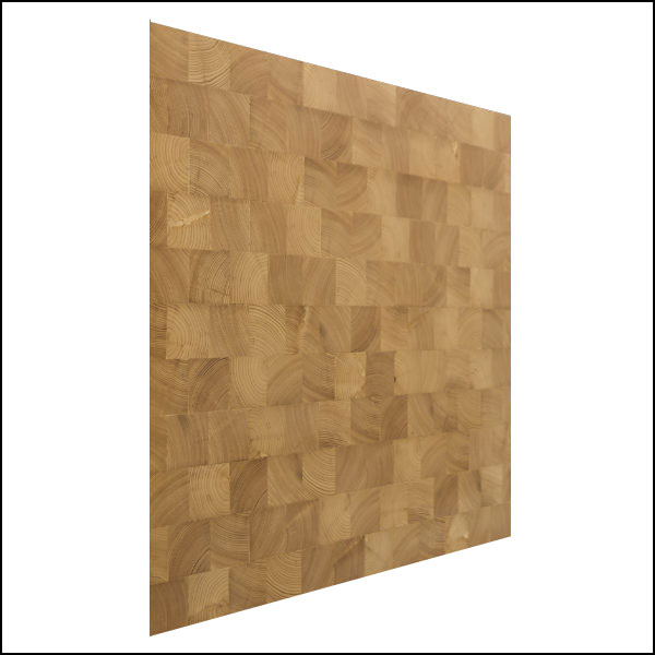 Spruce Wood Flooring Brands: Inception Spruce Squares With Natural Oil